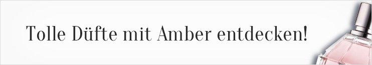 Amber Düfte entdecken