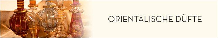 Orientalische Düfte – jetzt entdecken!