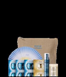 Kosé Cell Radiance  Gesichtspflegeset