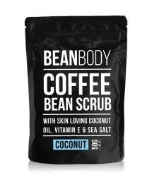 BEAN BODY Coffee Scrub Coconut Körperpeeling