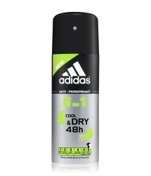 Adidas Anti Perspirant 6in1 Man Deodorant Spray