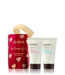 AHAVA Holiday 2021 Körperpflegeset