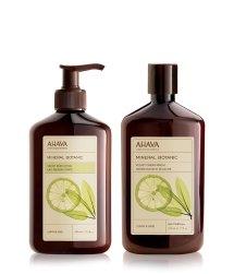 AHAVA Botanic Lemon & Sage Körperpflegeset