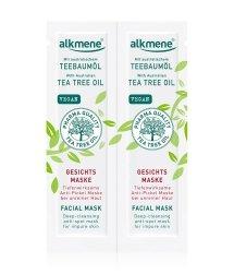 alkmene Teebaumöl Gesichtsmaske