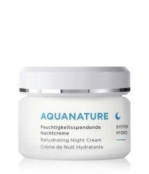Annemarie Börlind AquaNature System Hydro Nachtcreme
