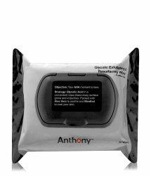 Anthony Glycolic Exfoliating & Resurfacing Wipes Reinigungstuch