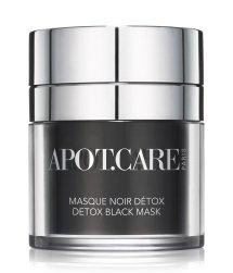 Apot.Care Detox Black Mask Gesichtsmaske