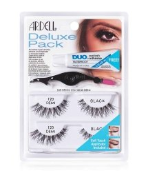 Ardell Deluxe Pack Nr. 120 Demi - Black Wimpern