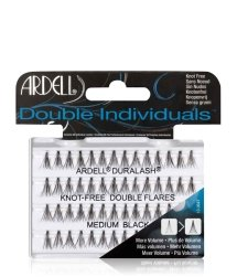Ardell Double Individuals Medium Black Einzelwimpern