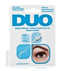 Ardell Duo Adhesive Striplash Adhesive - White/clear Wimpernkleber