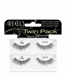 Ardell Twin Pack Nr. 120 Demi - Black Wimpern