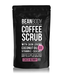 BEAN BODY Coffee Scrub Coco Berry Körperpeeling