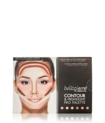 bellápierre Contour & Highlight Pro Make-up Palette