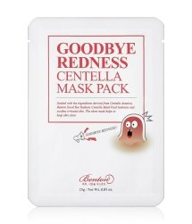 Benton Goodbye Redness Tuchmaske