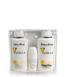 Bettina Barty Vanilla Set 3 Körperpflegeset