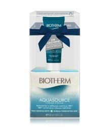 Biotherm Aquasource On-Pack Night Spa Gesichtspflegeset