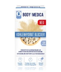 BodyMedica Kohlenhydrat Blocker Nahrungsergänzungsmittel