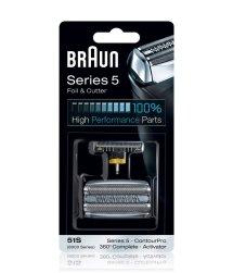Braun Series 5 Ersatzscherteile