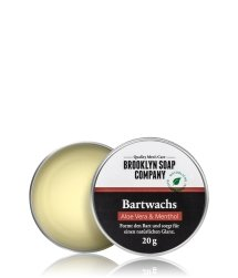Brooklyn Soap Aloe Vera & Menthol Bartwachs