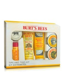 Burt's Bees Tips and Toes Kit Körperpflegeset