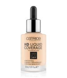 Catrice HD Liquid Coverage Flüssige Foundation
