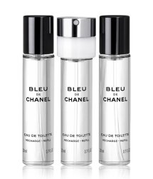 CHANEL BLEU DE CHANEL Nachfüllung Eau de Toilette Twist and Spray