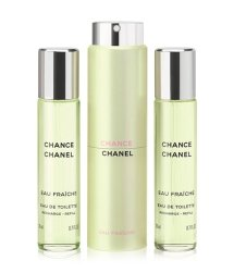 CHANEL CHANCE EAU FRAÎCHE Taschenzerstäuber Eau de Toilette Twist and Spray