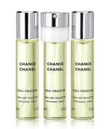 CHANEL CHANCE EAU FRAÎCHE Nachfüllung Eau de Toilette Twist and Spray