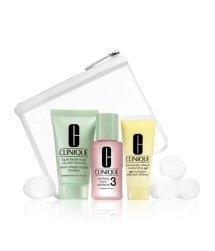 Clinique 3-Phasen-Systempflege Trial Kit Hauttyp 3, 4 Gesichtspflegeset