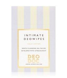 DeoDoc Intimate deowipes Intimpflegetücher