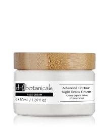 Dr. Botanicals Advanced 12-Hour Detox Cream Nachtcreme