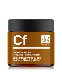 Dr. Botanicals Coffee Superfood Renewing Gesichtspeeling