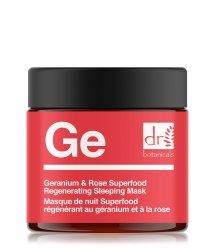 Dr. Botanicals Geranium & Rose Superfood Regenerating Gesichtsmaske