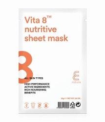 E Nature Vita 8 Nutritive Tuchmaske