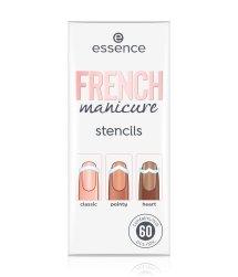essence FRENCH Manicure Nagelschablonen