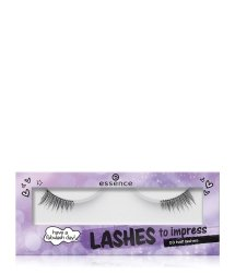 essence Lashes To Impress Half Lashes Wimpern