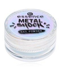 essence Metal Shock Nail Powder Nagelüberlack