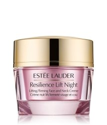 Estée Lauder Resilience Lift Night Lifting and Firming Face and Neck Creme Nachtcreme