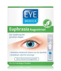 EyeMedica Euphrasia Augentrost Augentropfen