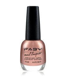 FABY Frosted Nagellack