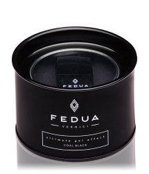 FEDUA Ultimate Gel Effect Coal Black Nagellack