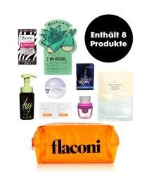 Flaconi Evening Routine Bag Gesichtspflegeset