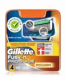 Gillette Fusion ProGlide Power Systemklingen Rasierklingen