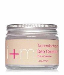 i+m Naturkosmetik Tausendschön Grapefruit Deodorant Creme