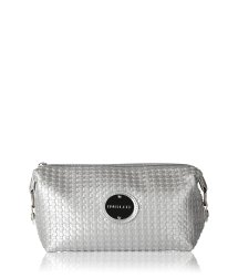 Inglot Makeup Bag Silver Kosmetiktasche