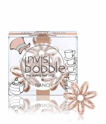 Invisibobble I Live in Wonderland Nano Tea Party Spark Haargummi
