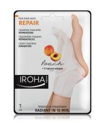 IROHA nature Repair Peach Fußmaske