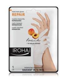 IROHA nature Repair Peach Handmaske