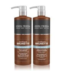 JOHN FRIEDA Brilliant Brunette Haarpflegeset