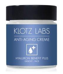 KLOTZ LABS Hyaluron Benefit Plus Anti-Aging  Gesichtscreme